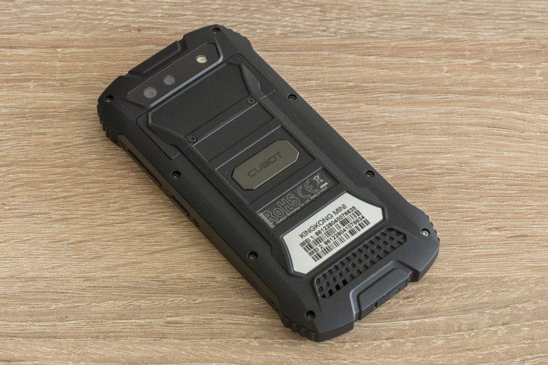 Cubot Kingkong Mini strapatelefon teszt 7