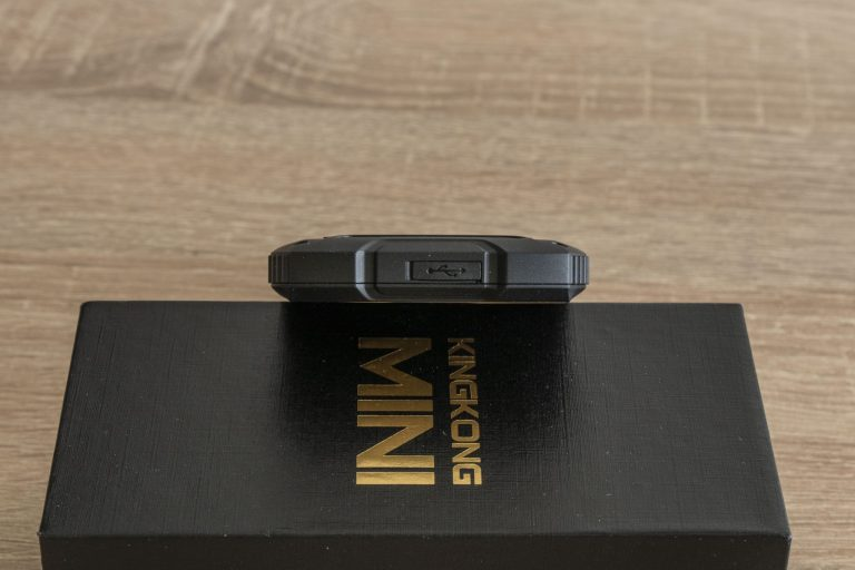 Cubot Kingkong Mini strapatelefon teszt 2
