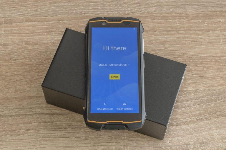 Cubot Kingkong Mini strapatelefon teszt 10