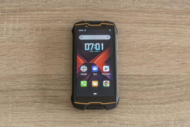 Cubot Kingkong Mini strapatelefon teszt 11