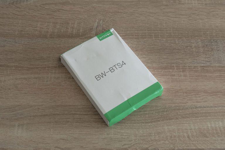 Blitzwolf BW-BTS4 fülhallgató teszt 2