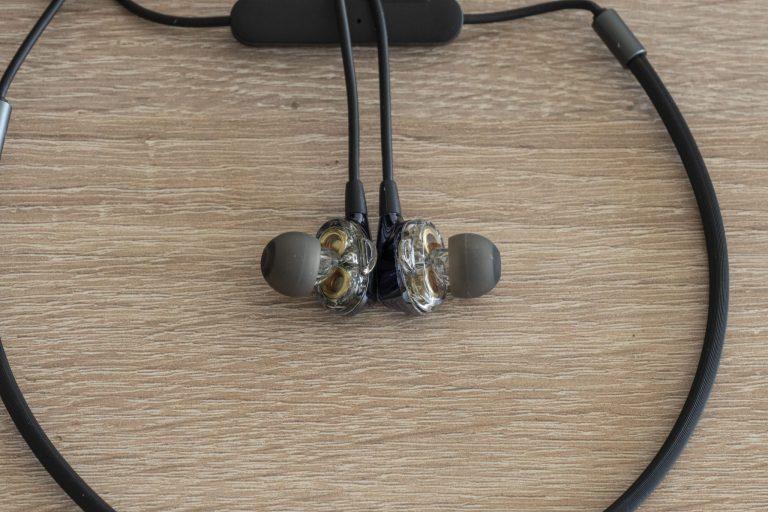Blitzwolf BW-BTS4 fülhallgató teszt 6