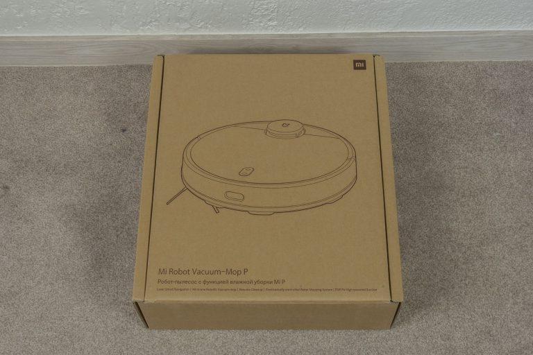 Xiaomi Vacuum-Mop Pro robotporszívó teszt 2