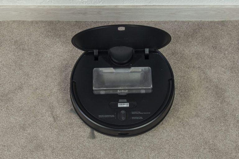 Xiaomi Vacuum-Mop Pro robotporszívó teszt 5