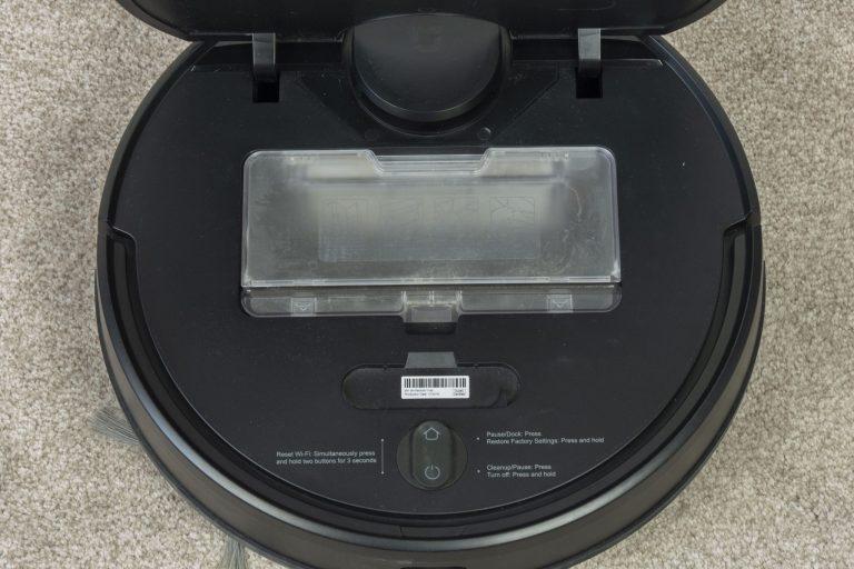 Xiaomi Vacuum-Mop Pro robotporszívó teszt 6