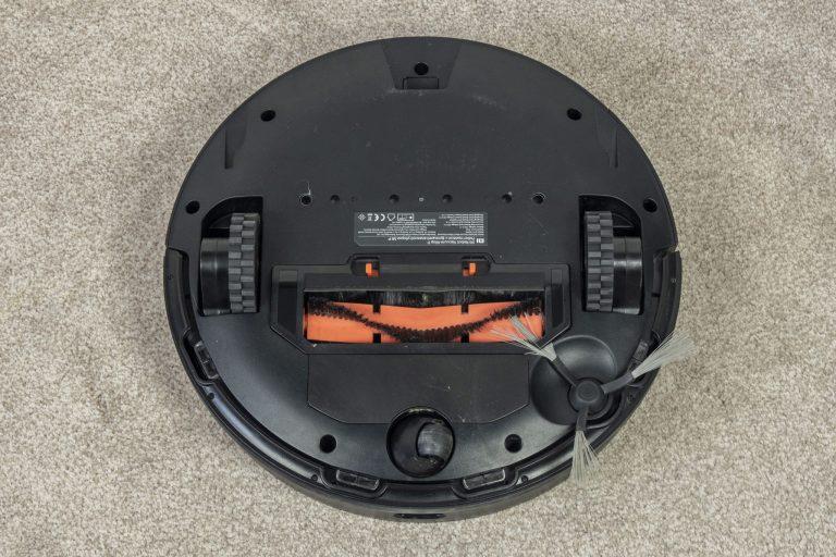 Xiaomi Vacuum-Mop Pro robotporszívó teszt 7
