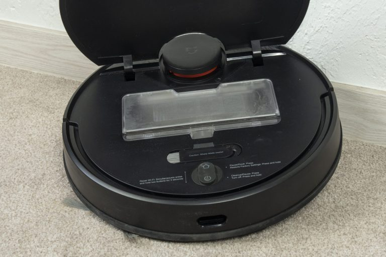 Xiaomi Vacuum-Mop Pro robotporszívó teszt 11