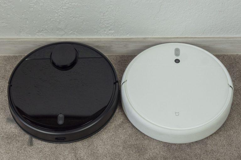 Xiaomi Vacuum-Mop Pro robotporszívó teszt 13