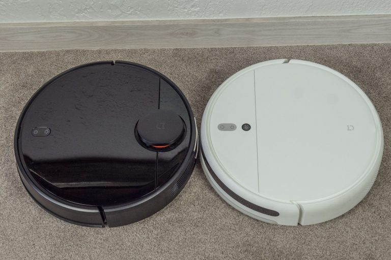Xiaomi Vacuum-Mop Pro robotporszívó teszt 16