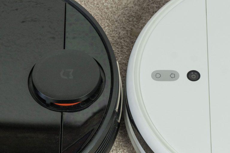 Xiaomi Vacuum-Mop Pro robotporszívó teszt 17