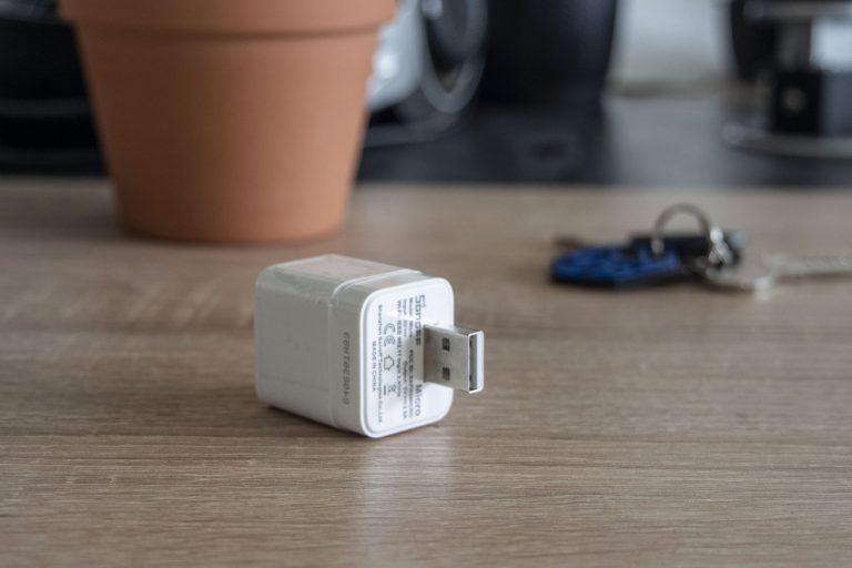 Sonoff Micro USB kapcsoló teszt 6
