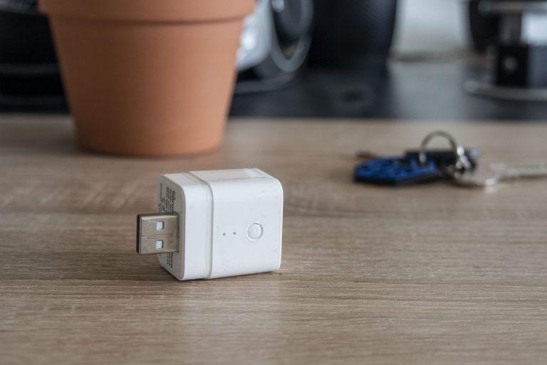 Sonoff Micro USB kapcsoló teszt 5