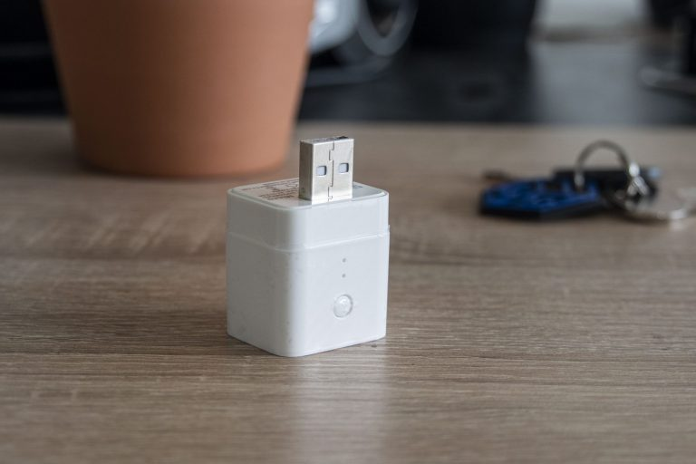 Sonoff Micro USB kapcsoló teszt 4