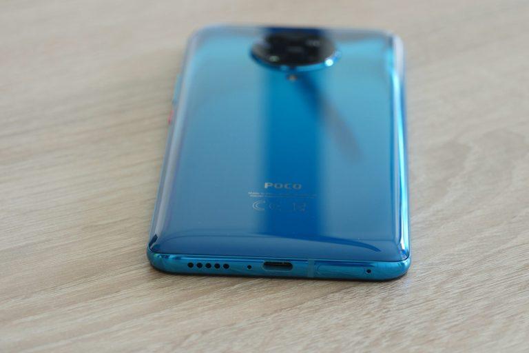 Xiaomi Poco F2 Pro okostelefon teszt 7