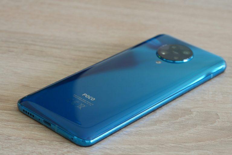 Xiaomi Poco F2 Pro okostelefon teszt 8