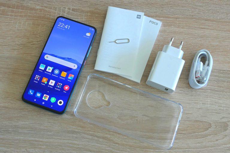 Xiaomi Poco F2 Pro okostelefon teszt 4