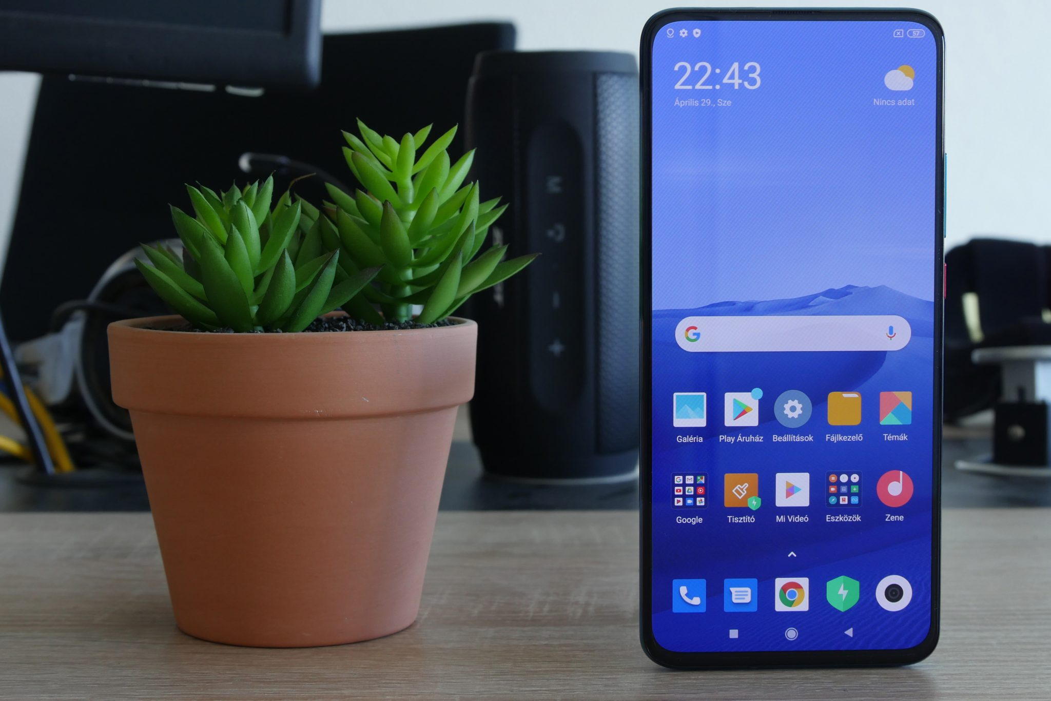 Xiaomi Poco F2 Pro okostelefon teszt 19