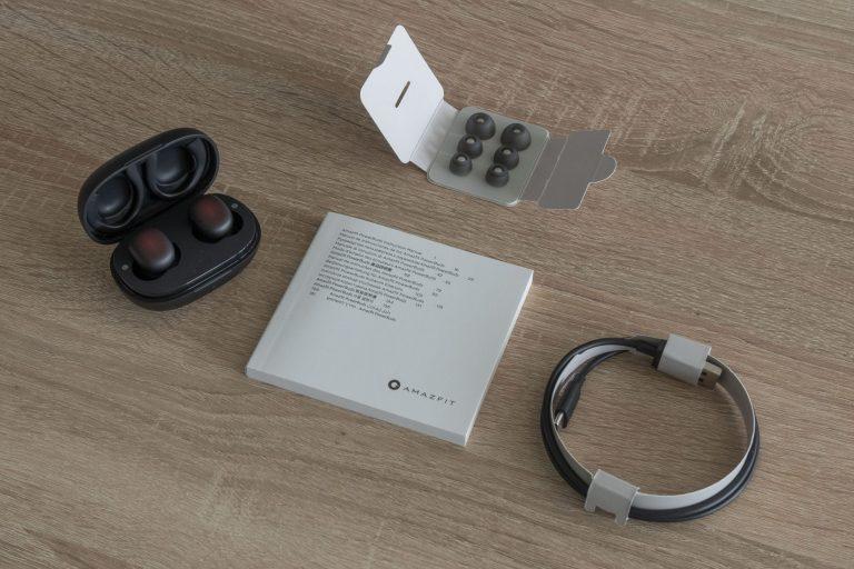 Xiaomi Amazfit PowerBuds sportfülhallgató teszt 4