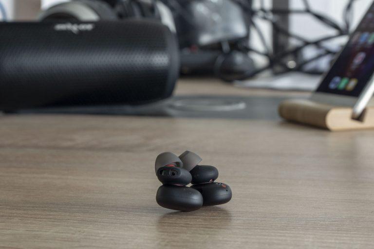 Xiaomi Amazfit PowerBuds sportfülhallgató teszt 9