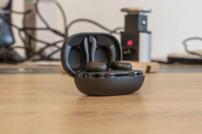 Xiaomi Amazfit PowerBuds sportfülhallgató teszt 13