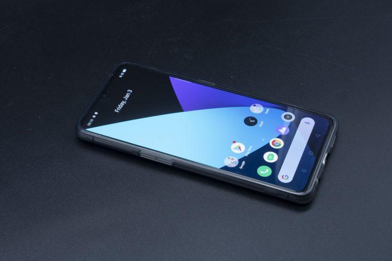 Realme X2 Pro okostelefon teszt 9