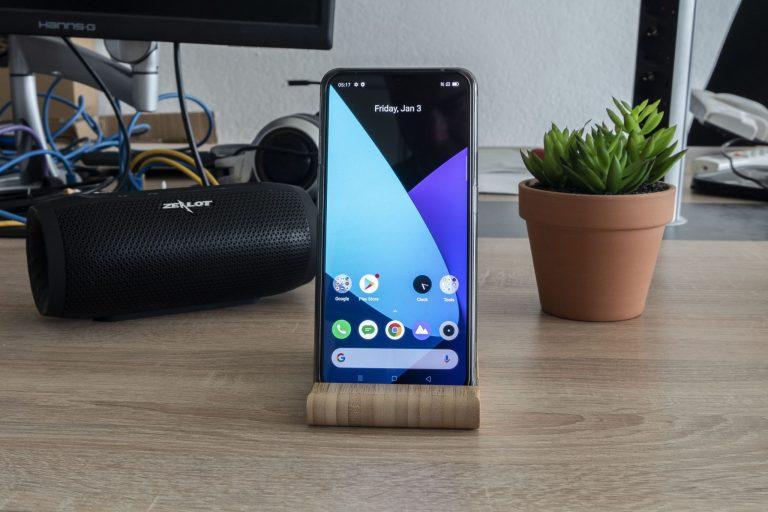 Realme X2 Pro okostelefon teszt 12