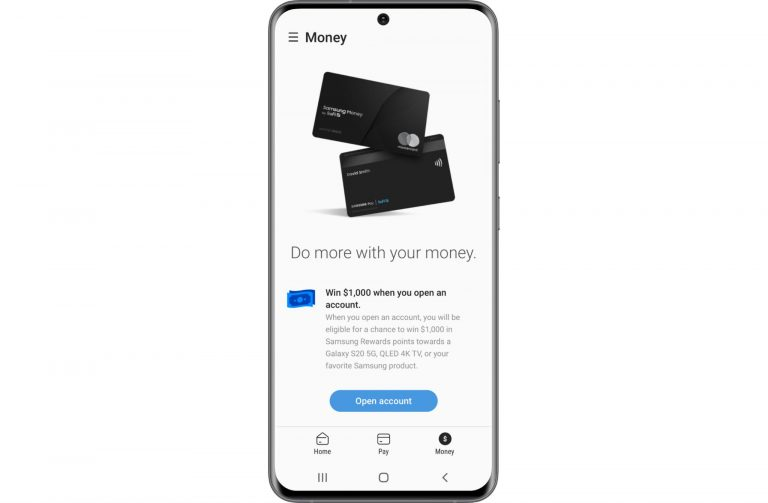 Saját bankkártyát készít a Samsung 4