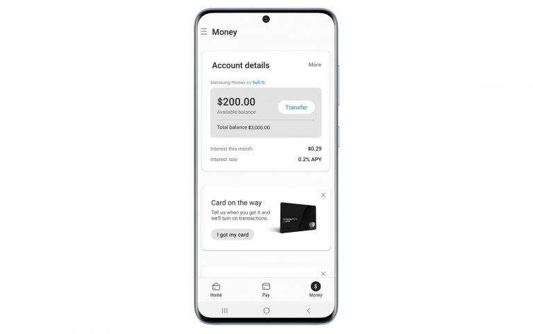 Saját bankkártyát készít a Samsung 3