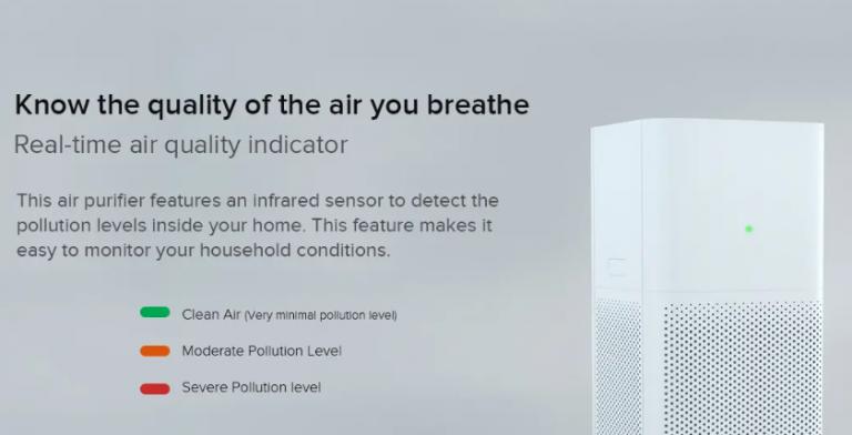 Xiaomi Mijia Air Purifier 2C árzuhanás 3