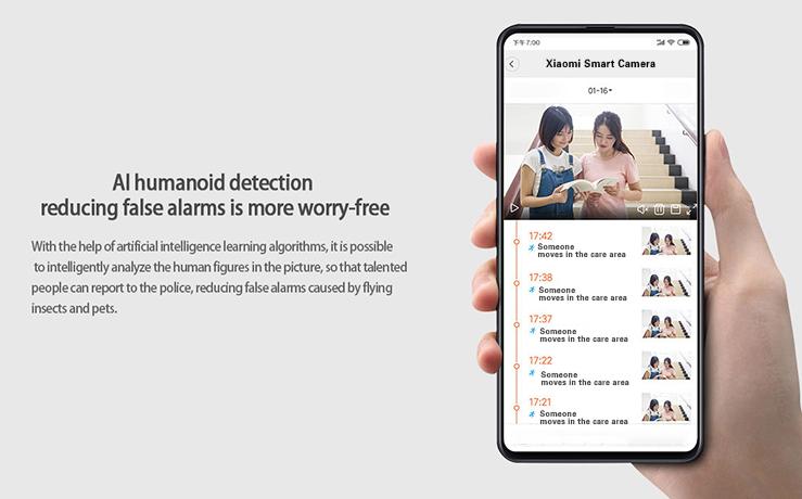 Meghökkentő áron lehet Xiaomi Biztonsági kamerát venni 4