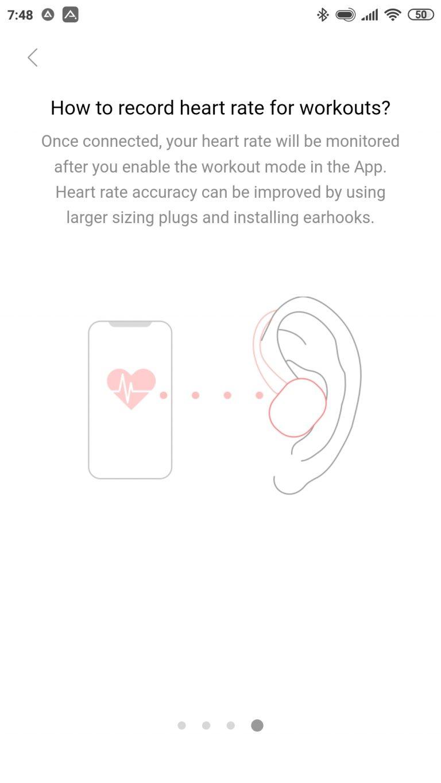 Xiaomi Amazfit PowerBuds sportfülhallgató teszt 15