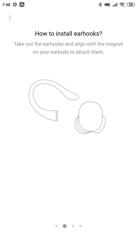 Xiaomi Amazfit PowerBuds sportfülhallgató teszt 16