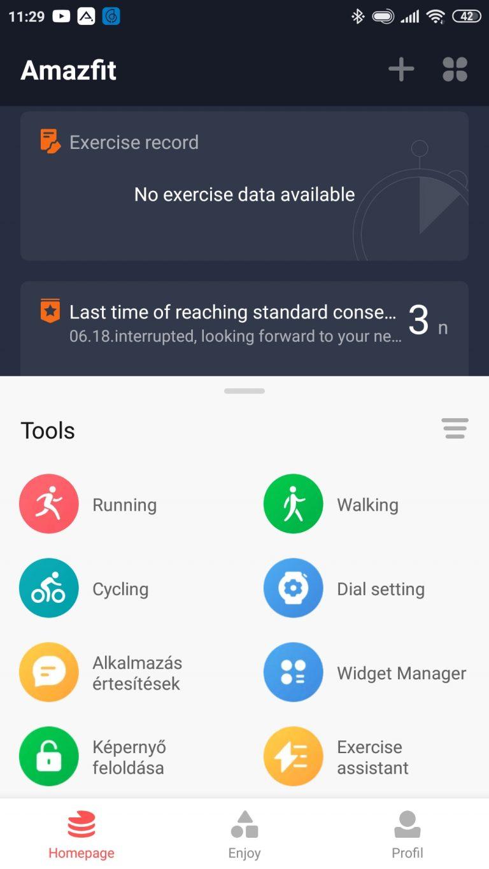 Xiaomi Amazfit PowerBuds sportfülhallgató teszt 22