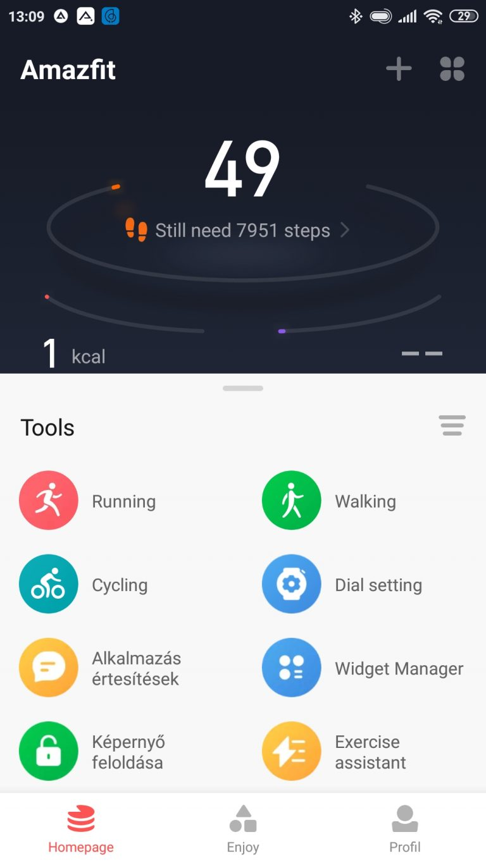 Xiaomi Amazfit PowerBuds sportfülhallgató teszt 26