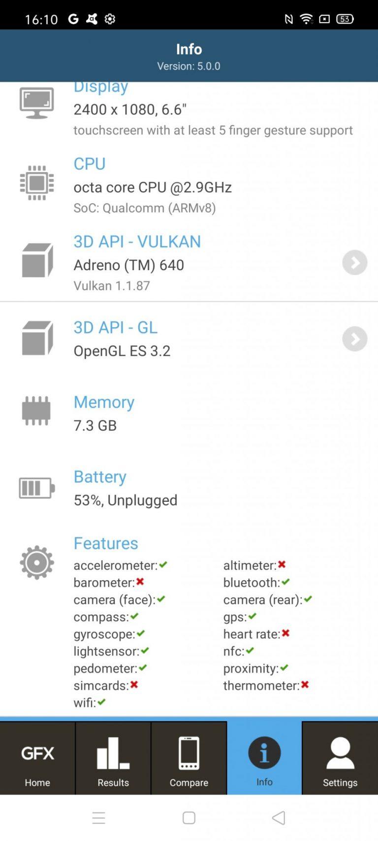 Realme X2 Pro okostelefon teszt 20