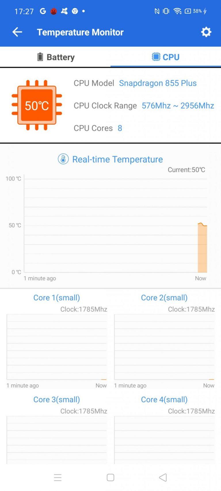 Realme X2 Pro okostelefon teszt 24