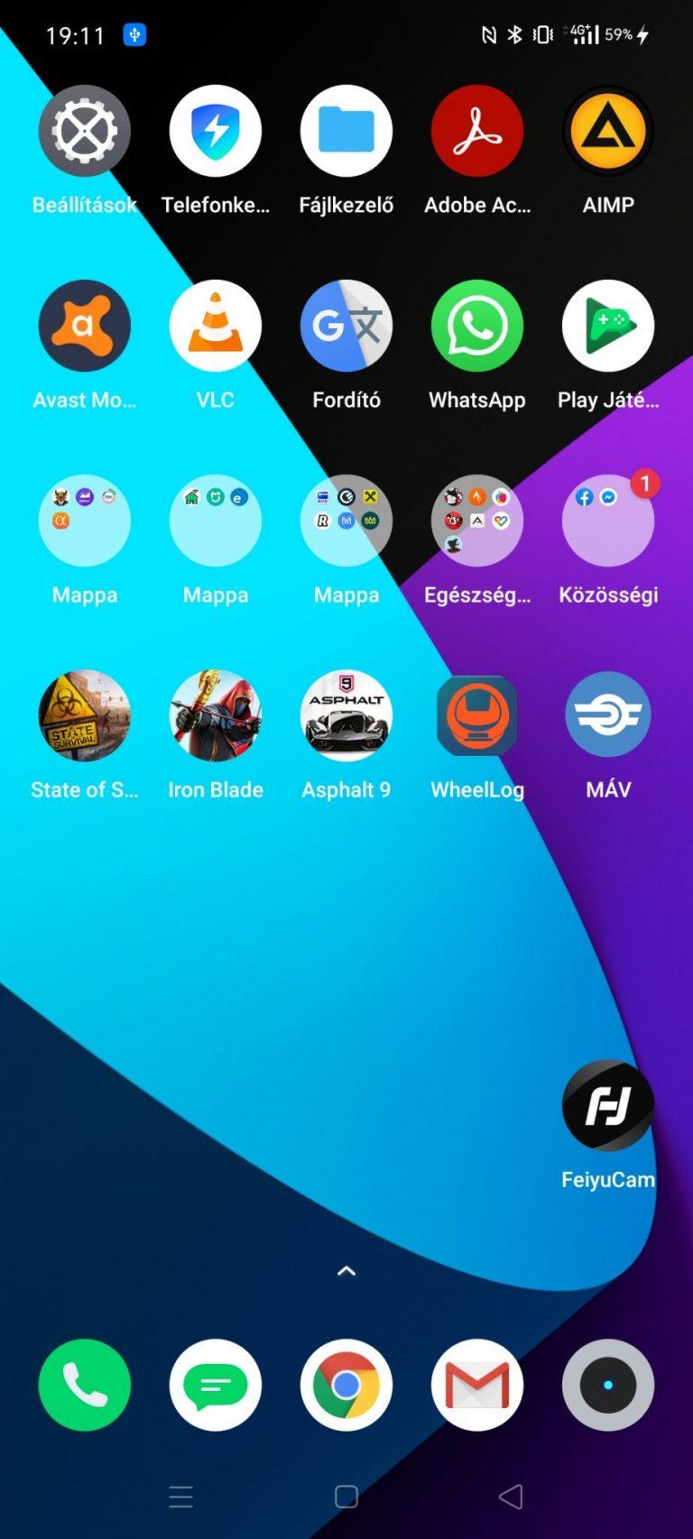 Realme X2 Pro okostelefon teszt 26
