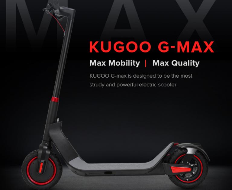 Kugoo G-MAX roller 6
