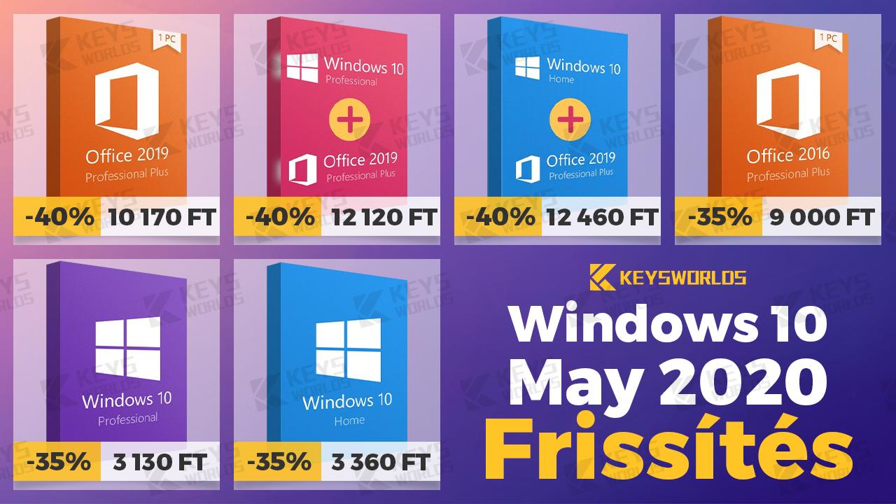 Így vásárolhatsz 3100 forintért Windows-t 2
