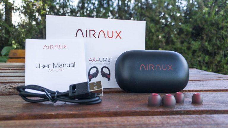 Blitzwolf AIRAUX AA-UM3 TWS fülhallgató teszt 3