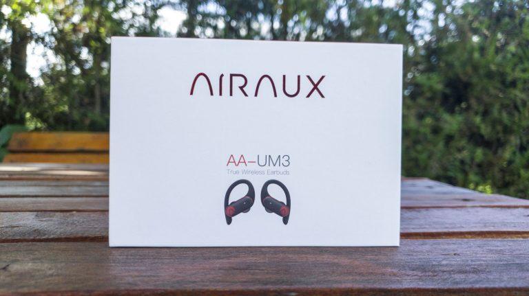 Blitzwolf AIRAUX AA-UM3 TWS fülhallgató teszt 2