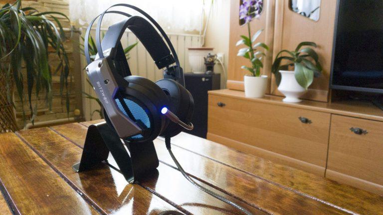Blitzwolf BW-GH1 gamer fejhallgató teszt 8