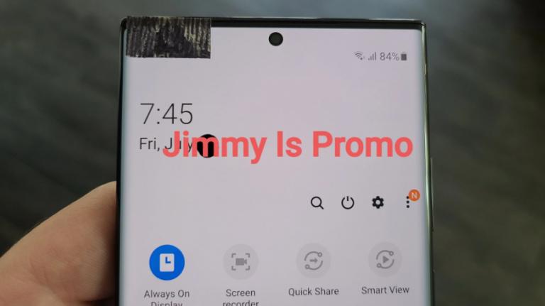 Ilyen lesz a Galaxy Note 20 4