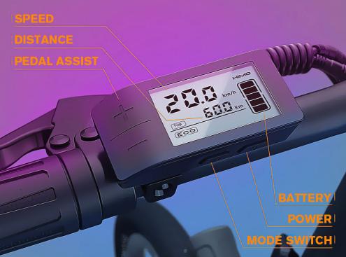 Kapható a HIMO legújabb elektromos bringája 6