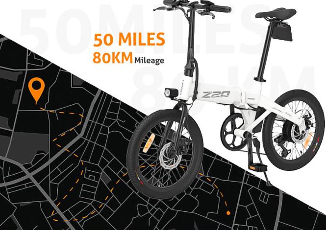 Kapható a HIMO legújabb elektromos bringája 7