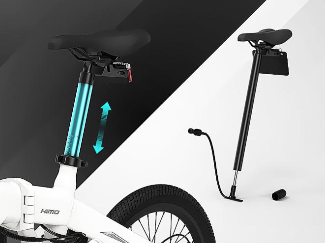Kapható a HIMO legújabb elektromos bringája 4