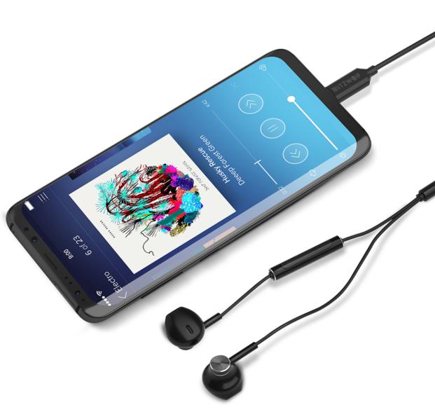 Blitzwolf BW-ES5 vezetékes fülhallgató teszt 8
