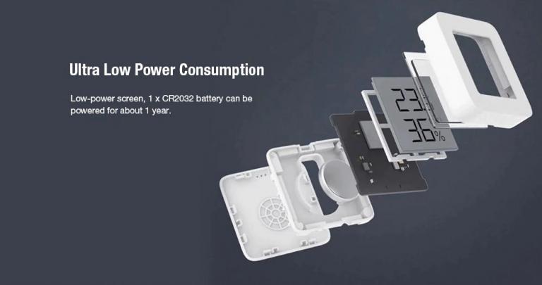 Xiaomi Mijia Bluetooth Thermometer 2 – olcsón az Aliról 7