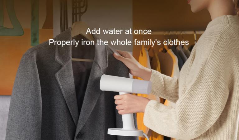 Jó áron kapható a Xiaomi ruhagőzölője 7