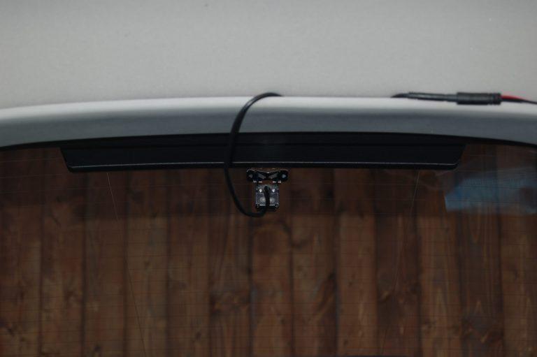 70mai D07 Rearview Dash Cam autóskamera teszt 8